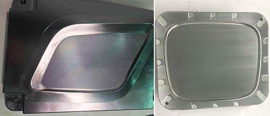 汽车车灯模具