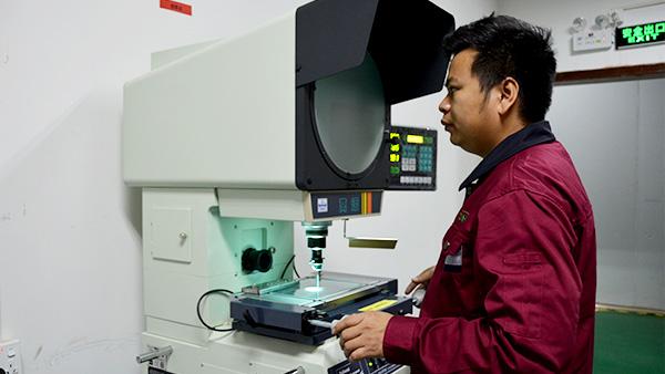 捷辉创-投影仪检测外观