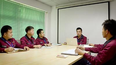 捷辉创-员工会议