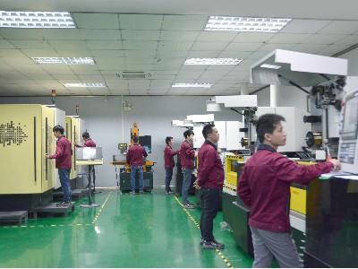 模具工厂CNC加工编程工艺与标准